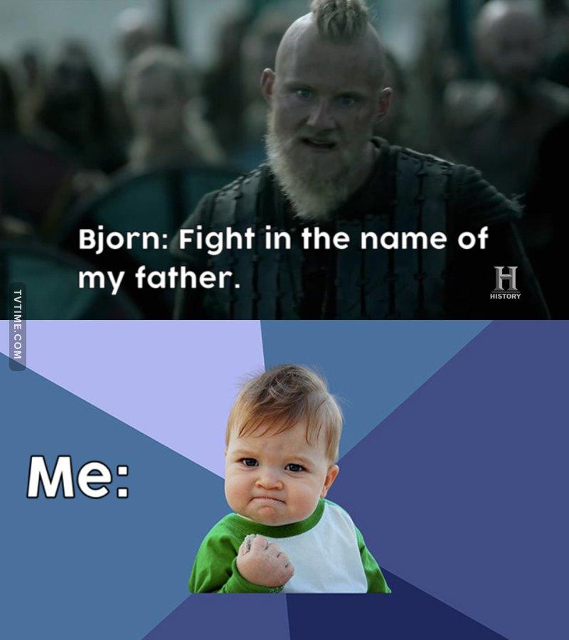 Bjorn the Ironside 🖤👊