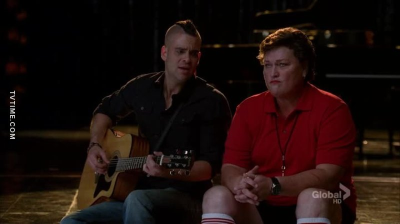 After Becky, Shannon..  Puck is such a good guy