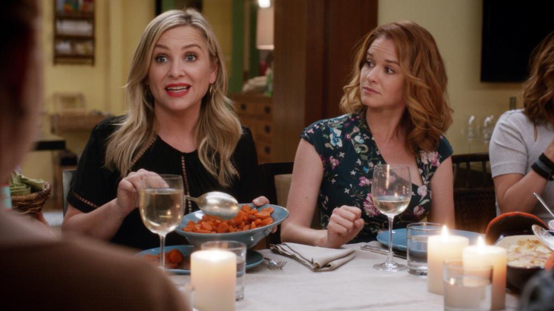 "I will never stop saying it but drunk Arizona is the best. Even Bailey says it : ""I love drunk Robbins""."