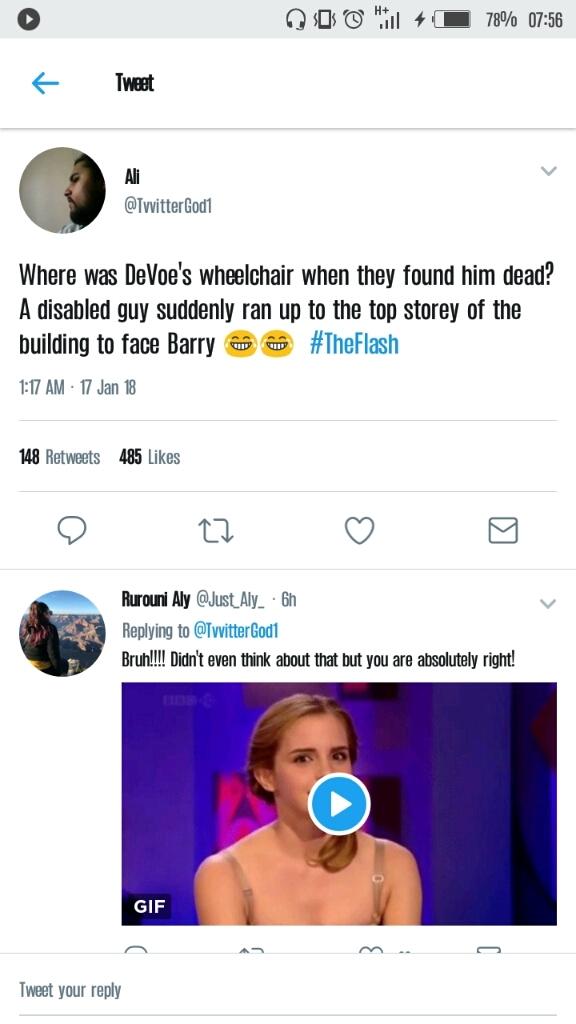 Twitter had me dead !!