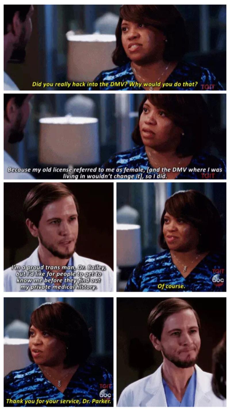 He's this hospital hero 💪🏻😎