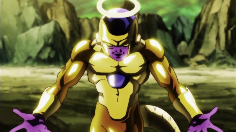 Se existe um vilão melhor que esse eu desconheço!! (Jiren não é exatamente um vilão, é talvez um herói Full dano do universo 11)