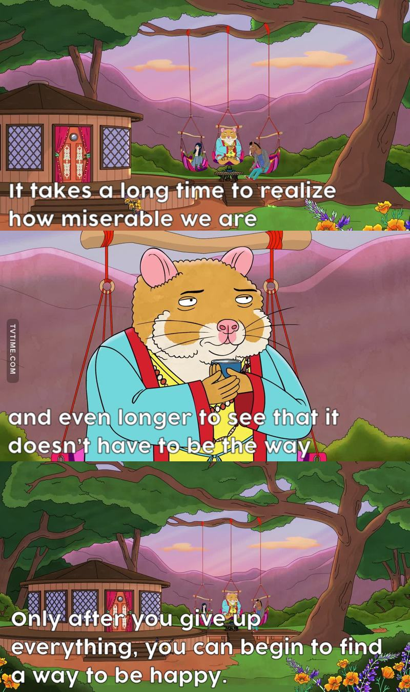 I want it written on my grave: IT'S ALL CUDDLYWHISKERS'S FAULT.