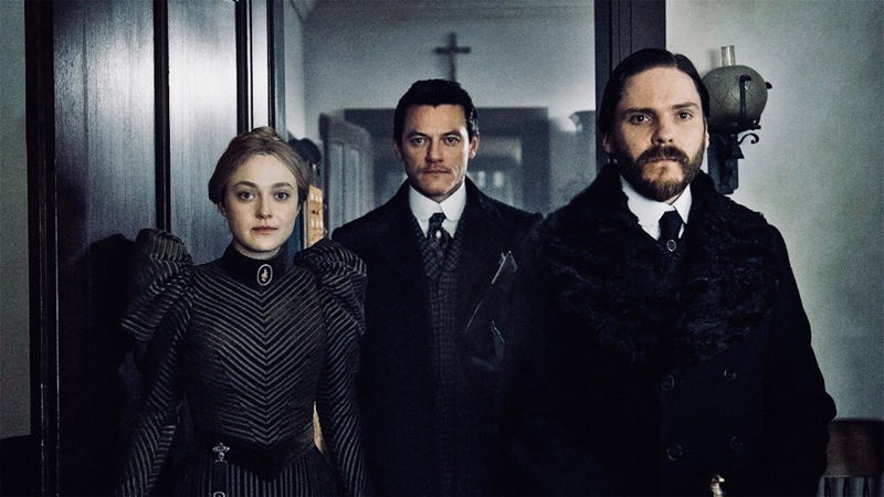 I'm in love with this show. Seriously. It's so captivating, so thrilling, so dark! But also extremely stimulating and fascinating!  ALREADY ADDICTED. 🖤