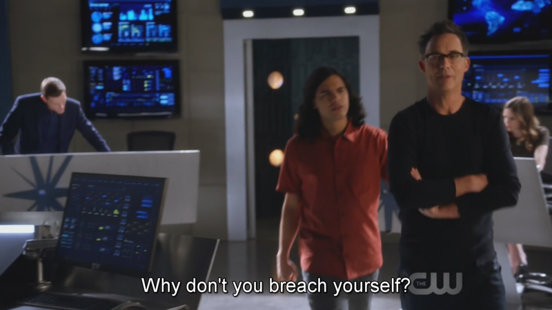 I love their relationship... and subtle insults :D