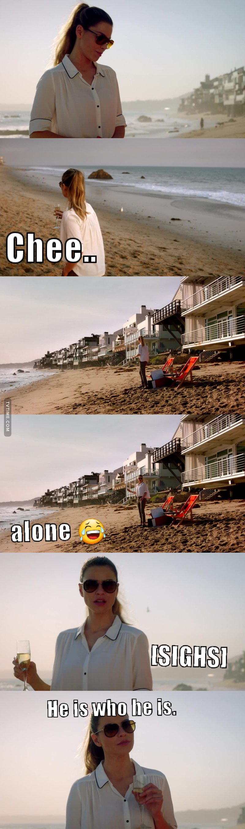 Alone detective decker 😂😂