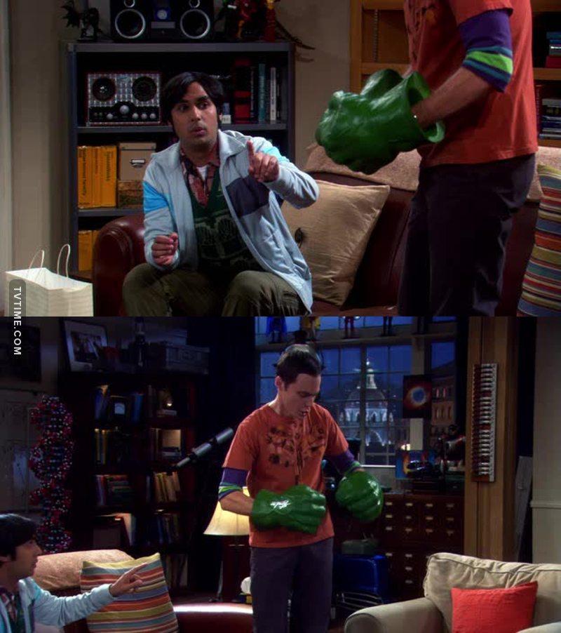 """""""Hulk triste!"""" 🤣🤣🤣"""