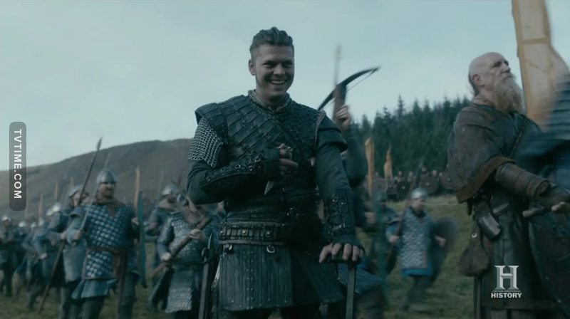 Am I the only one that hates Ivar?