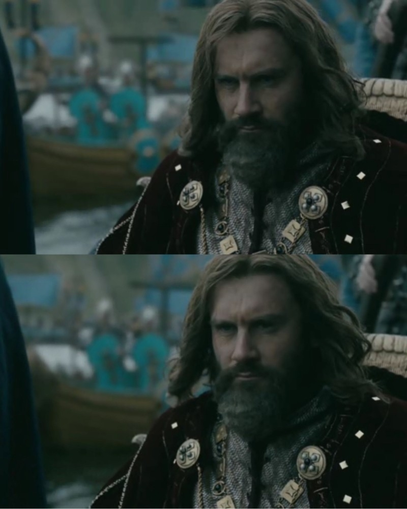 Rollo when I see him I remember the old times of Vikings 😩💔💔