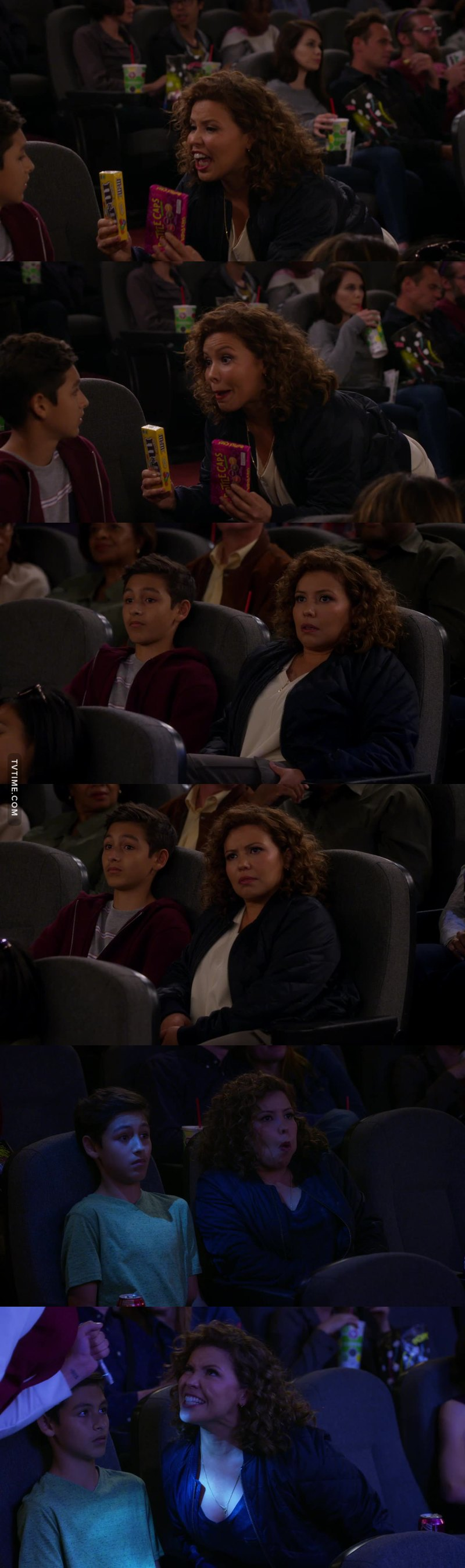 Penelope's faces thoooo!! I love her so much xD