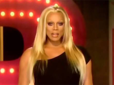 It's a clip show which I hate, but Ru is always entertaining to watch regardless.