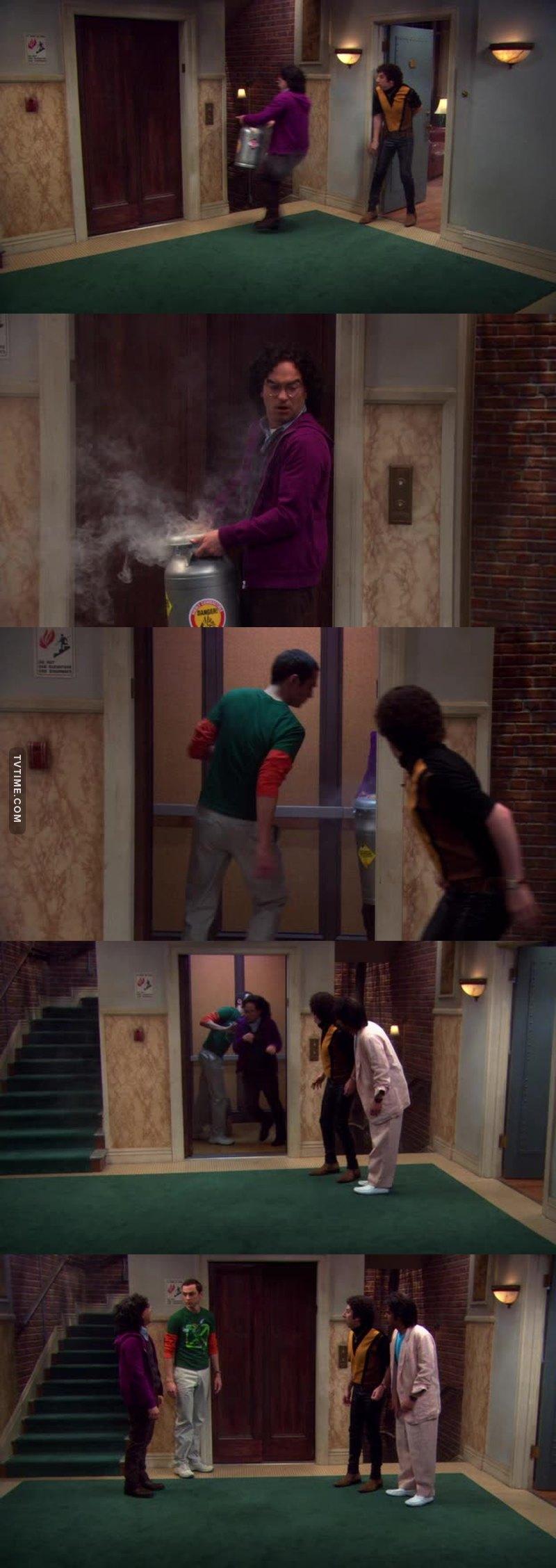 Ecco svelato il mistero dell'ascensore! 😂😂😂
