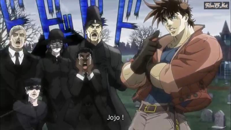 Oh yeah arc juste génial !! 😍 Contente qu'il soit finalement en vie, j'ai failli avoir le seum sérieux..  Maintenant on va attaquer la prochaine génération avec Jotaro aux premières loges ! 😆