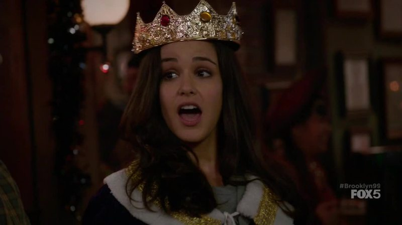 I knew that Santiago had the crown, great vengeance. All hail the Queen