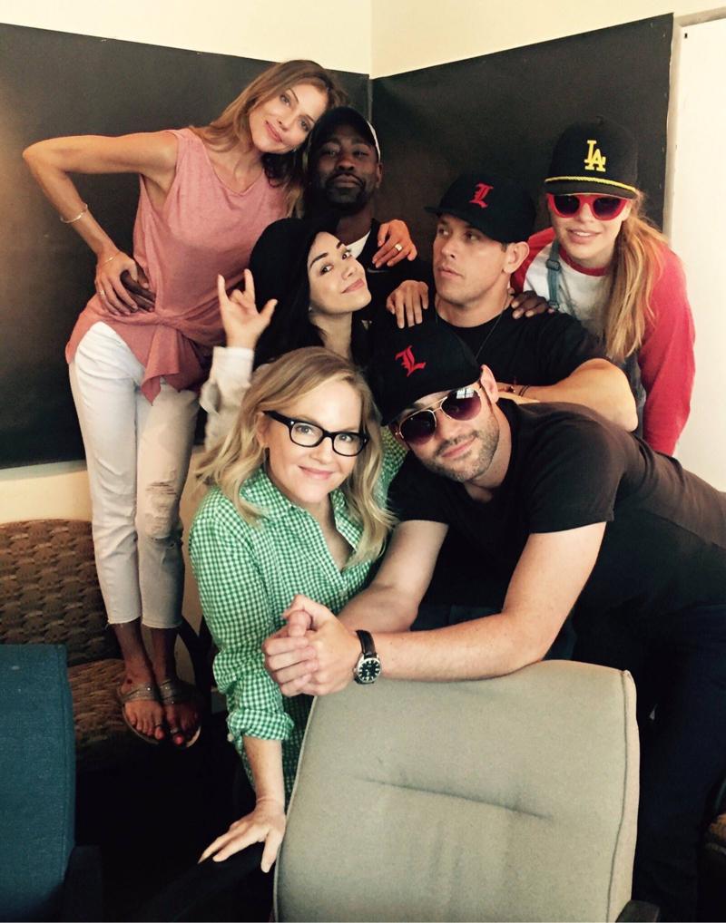 Wonderful cast 🔥