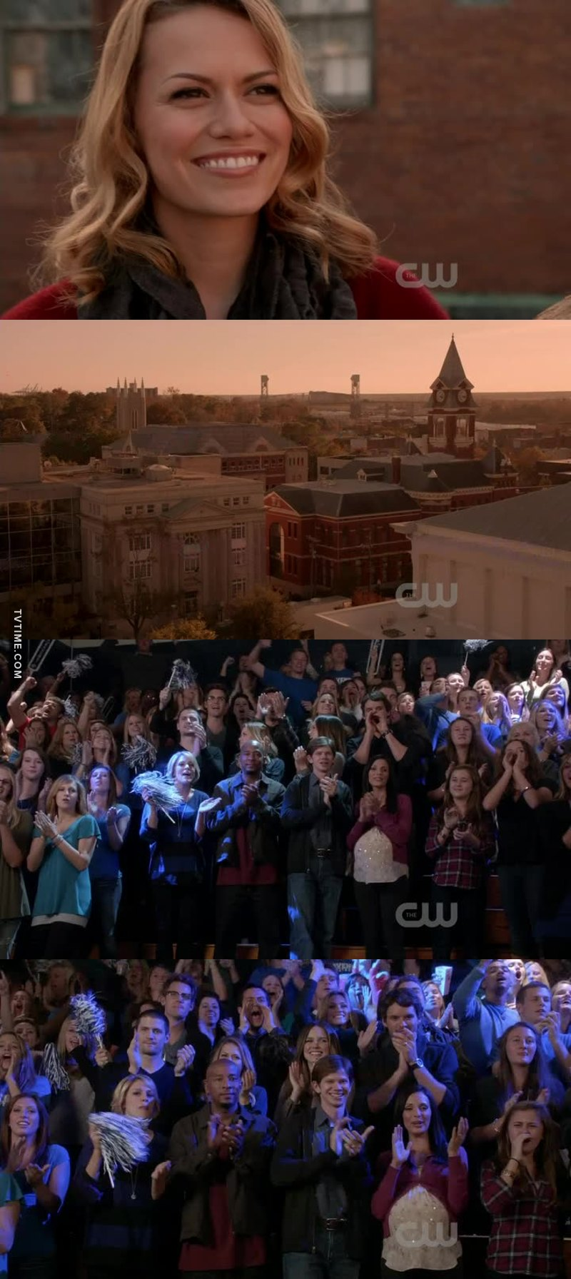 « There is only one Tree Hill...and it's your home. »   Goodbye.❤️