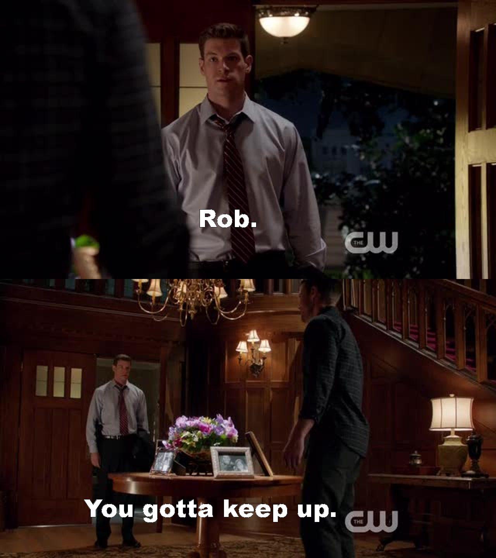 Poor Rob hahahah