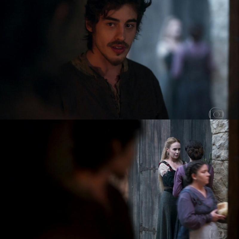 Shippando Tiago e Diana desde sempre ❤