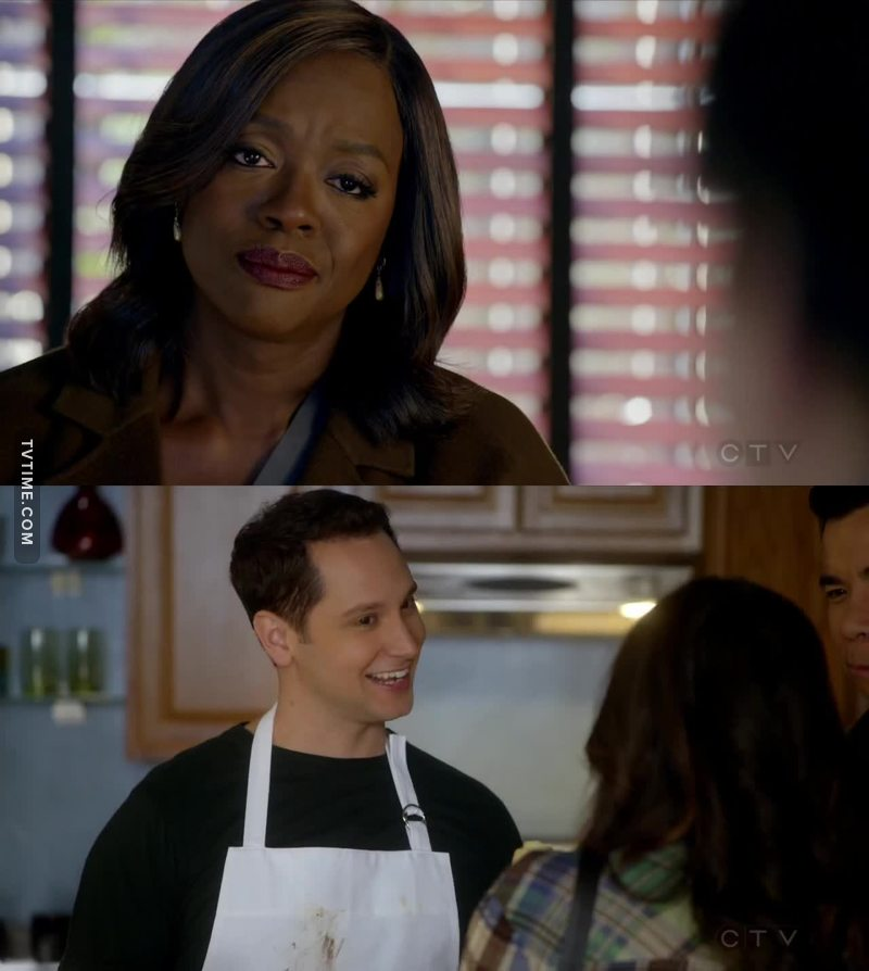 So annalise is a therapist and asher is a Housewife