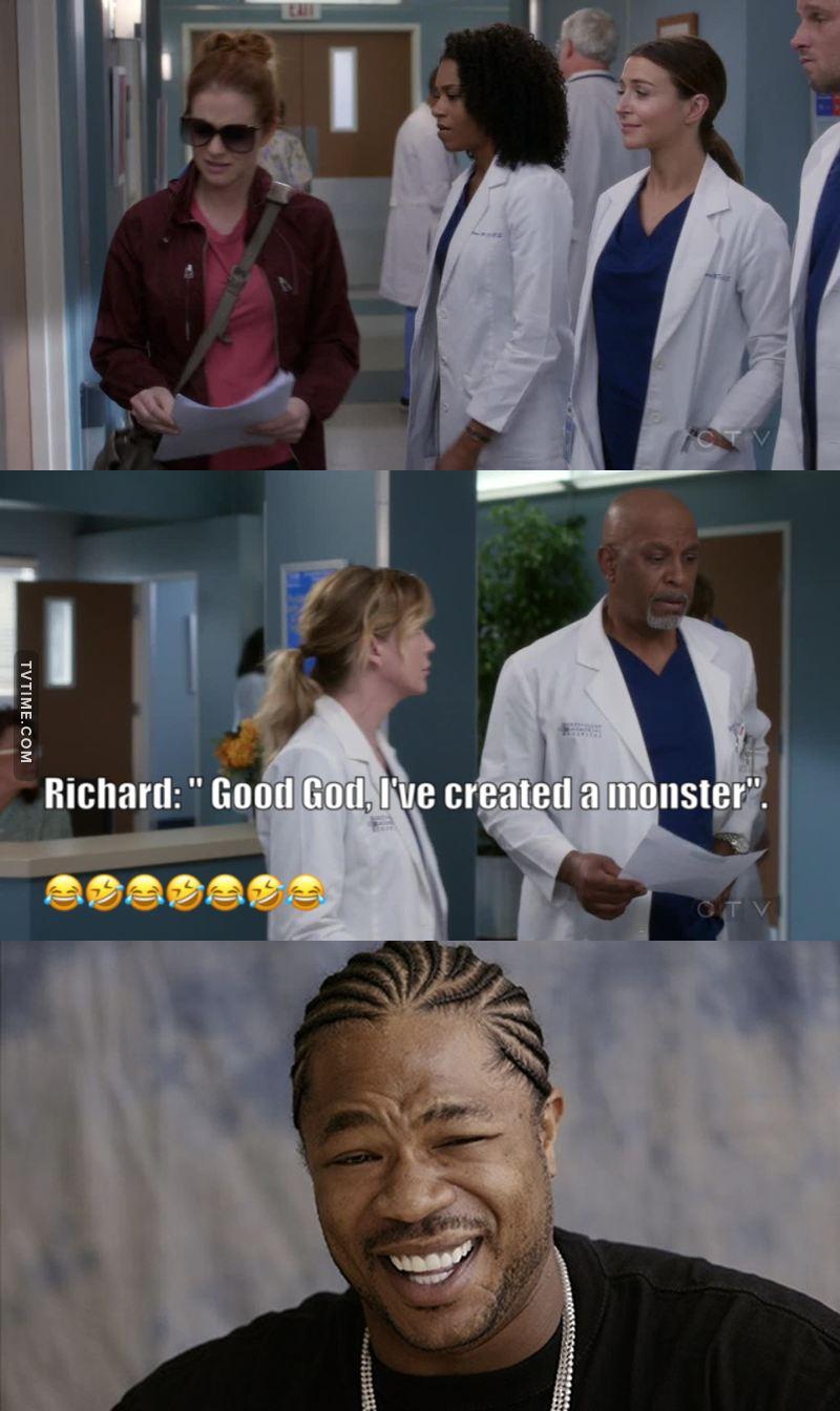 Richard is hilarious 🤣🤣🤣🤣