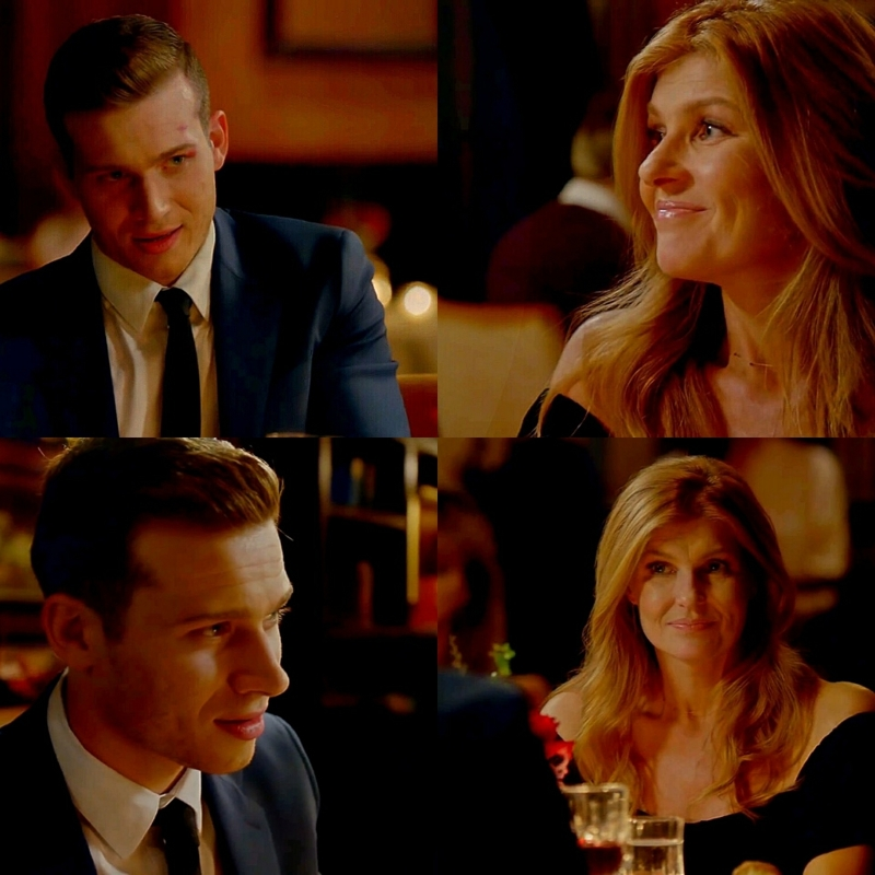 Buck and Abby's inner monologue during dinner was completely adorable. I love my ship. 💓💓
