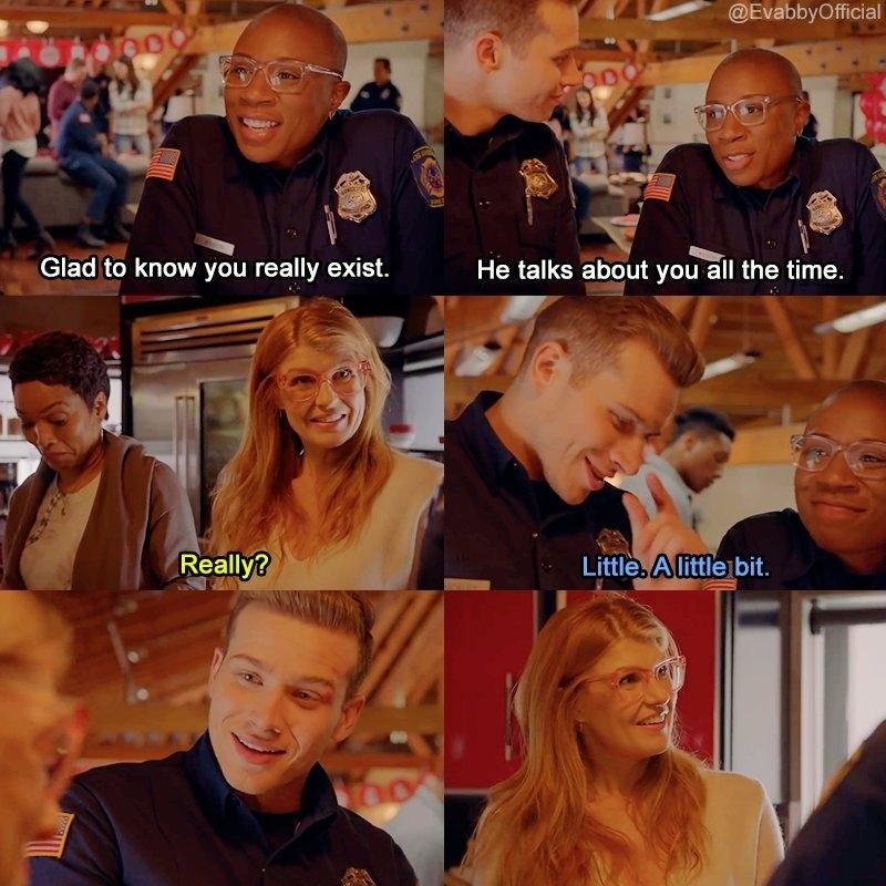 I just LOVE this scene 💕
