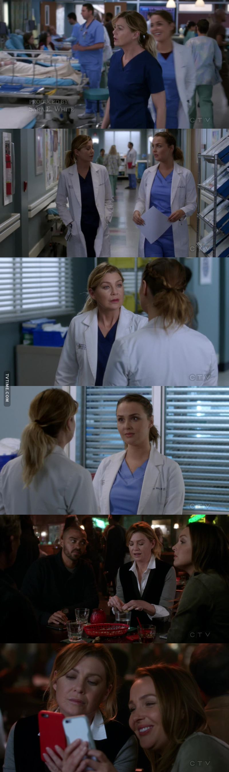 So great to see Mer & Jo together 🙌🏽