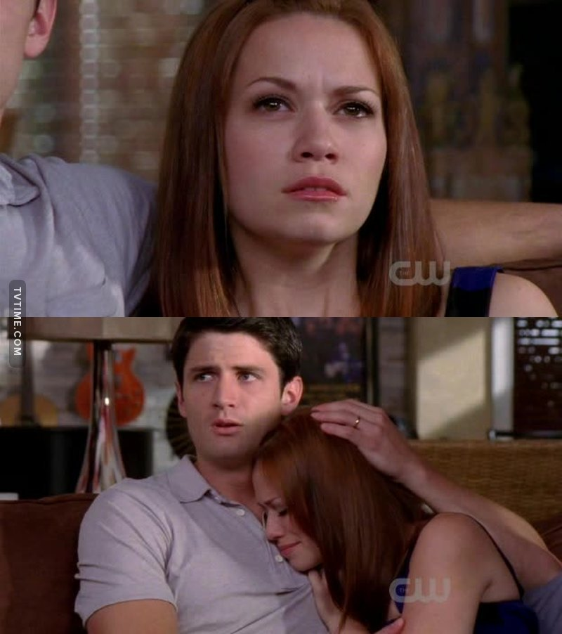 My precious baby Haley has been through a lot since she fell in love with Nathan. Everybody always tried to turn them apart, but they're stronger than ever and deserve all the happiness.