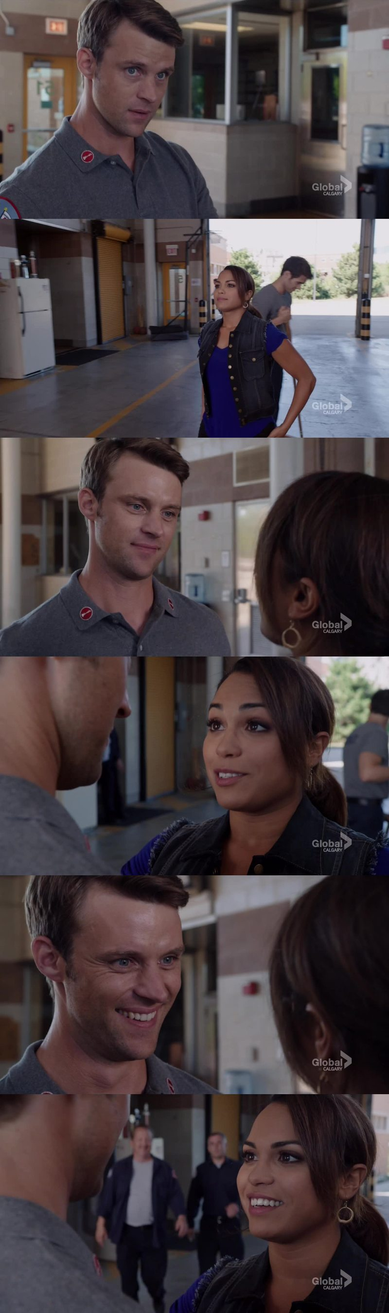 So happy they're back!!!! They're so perfect together!!! I love it!!