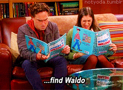 "Games night was hilarious!  ""Ok. Glasses off. Find Waldo.""  😂😂😂"