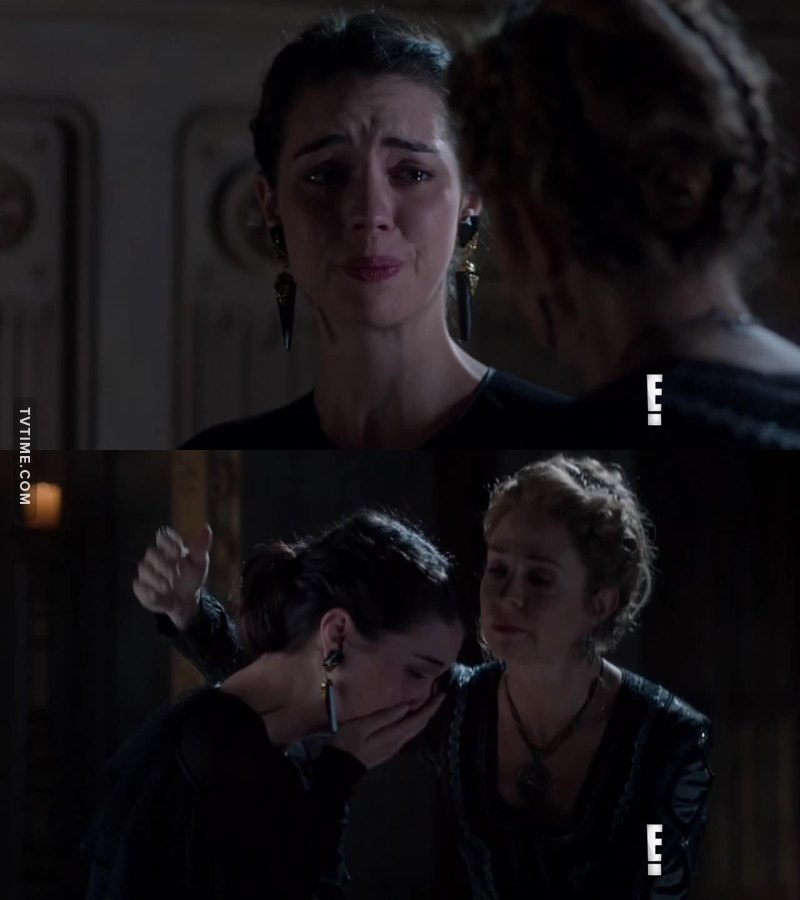 """""""I loved him and now he's gone .. and I loved him"""" Poor Mary 😭💔😭💔😭💔😭"""