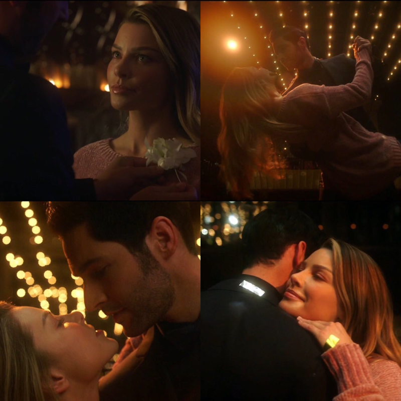 Can they just kiss? I WANT THEM TOGETHER SINCE S1. They're so cute.