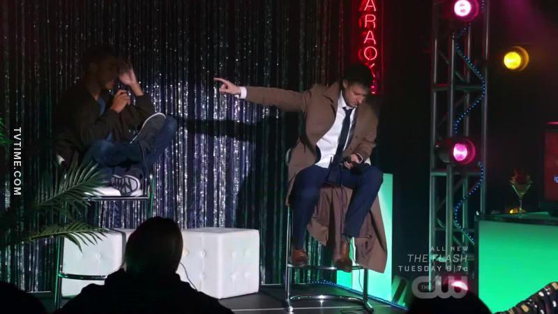 the karaoke scene was fuckin great 😂