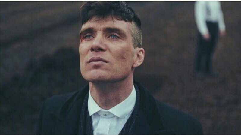 Thomas Shelby always got a plan, but this time he got lucky
