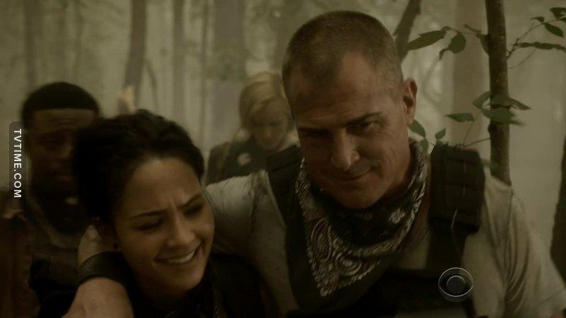 J'adore le comportement de Jack avec Riley, il la protège te la taquine comme un papa poule et du coup leur relation est trop chou