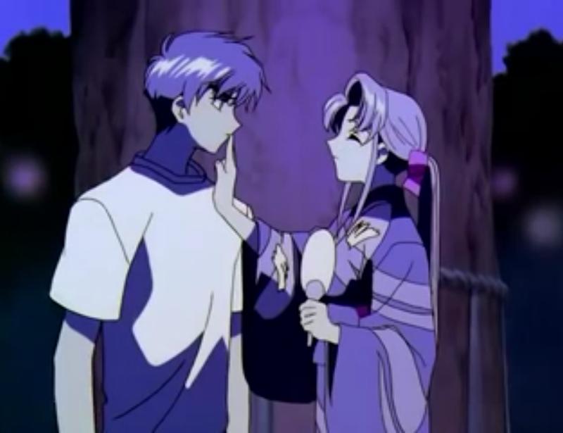 Touya y Mizuki