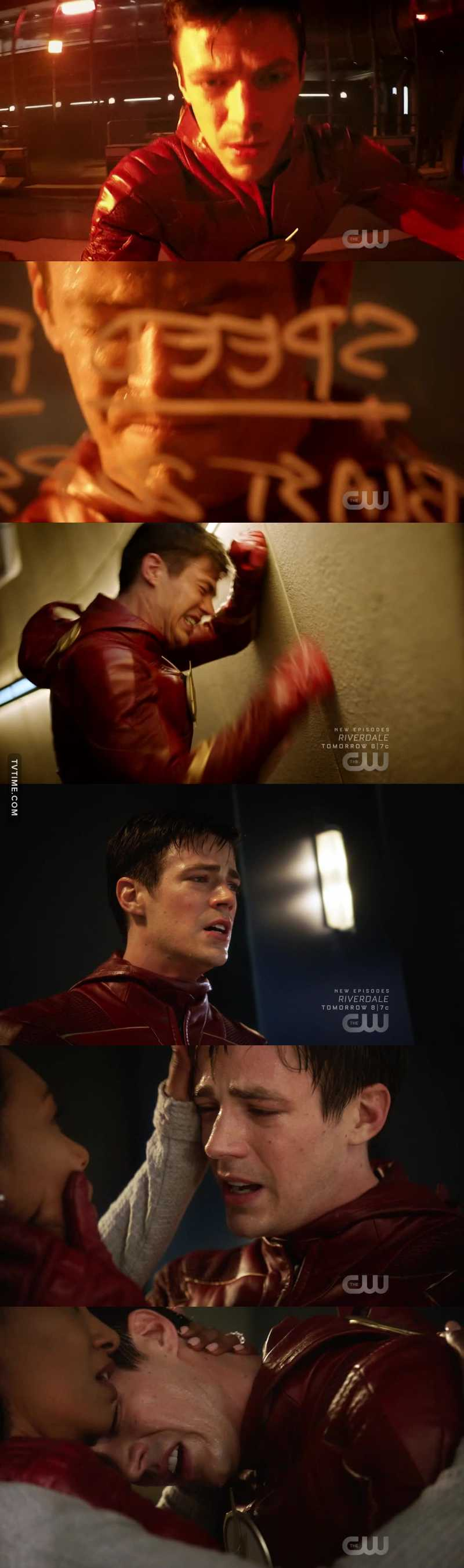 okay but grant's performance for this episode was amAzing and totally well showcased