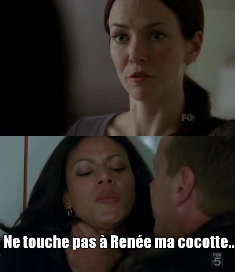 Je serais pas contre une petite relation entre Jack et Renée 👍 même si j'avoue qu'Audrey manque 😪