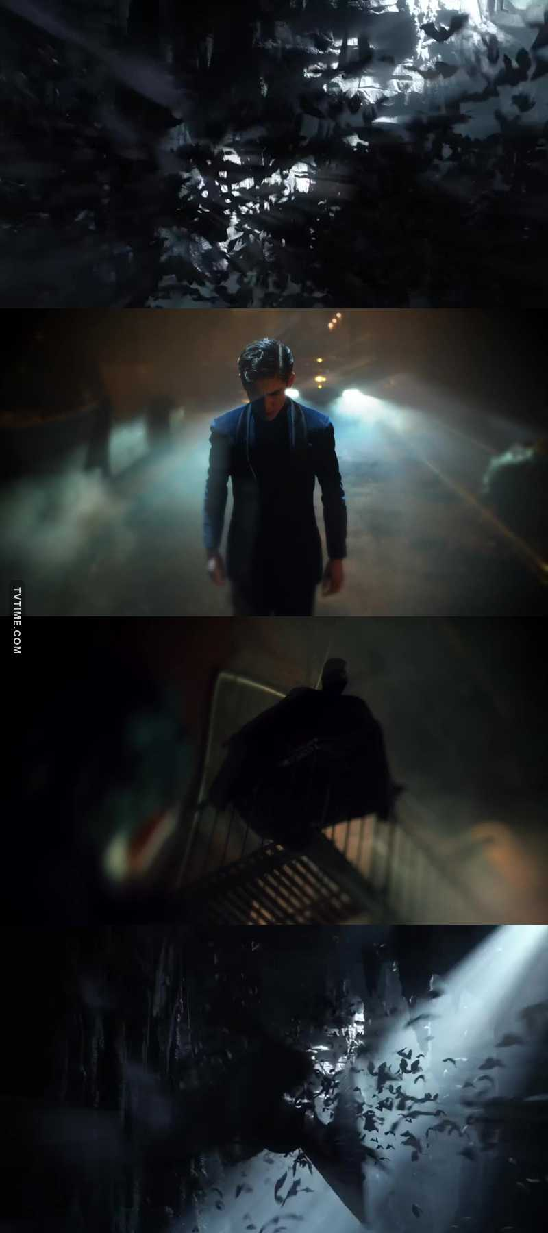 The rise of Batman 😍😍😍