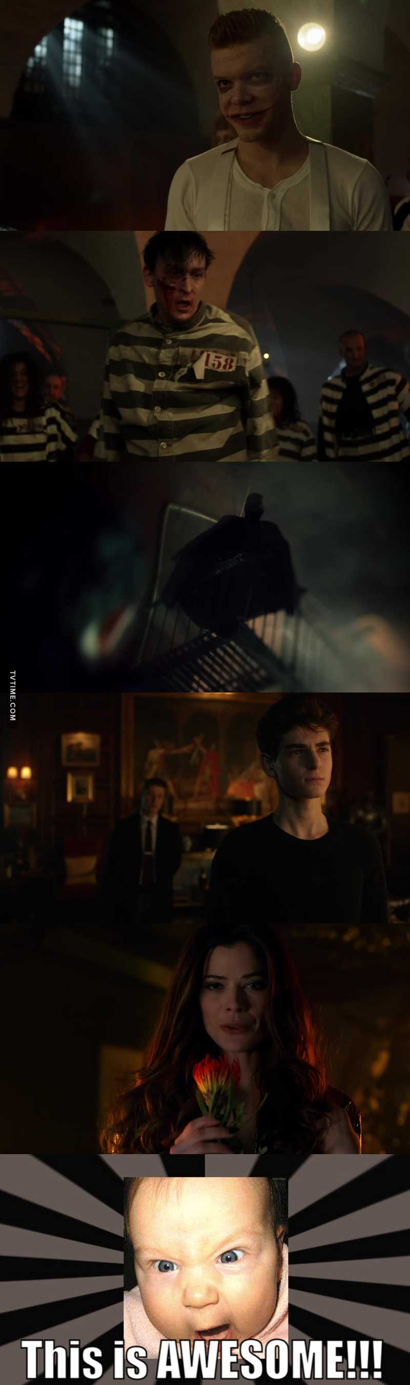 This is the best episode  Poison Ivy! The Joker!! BATMAN!!!