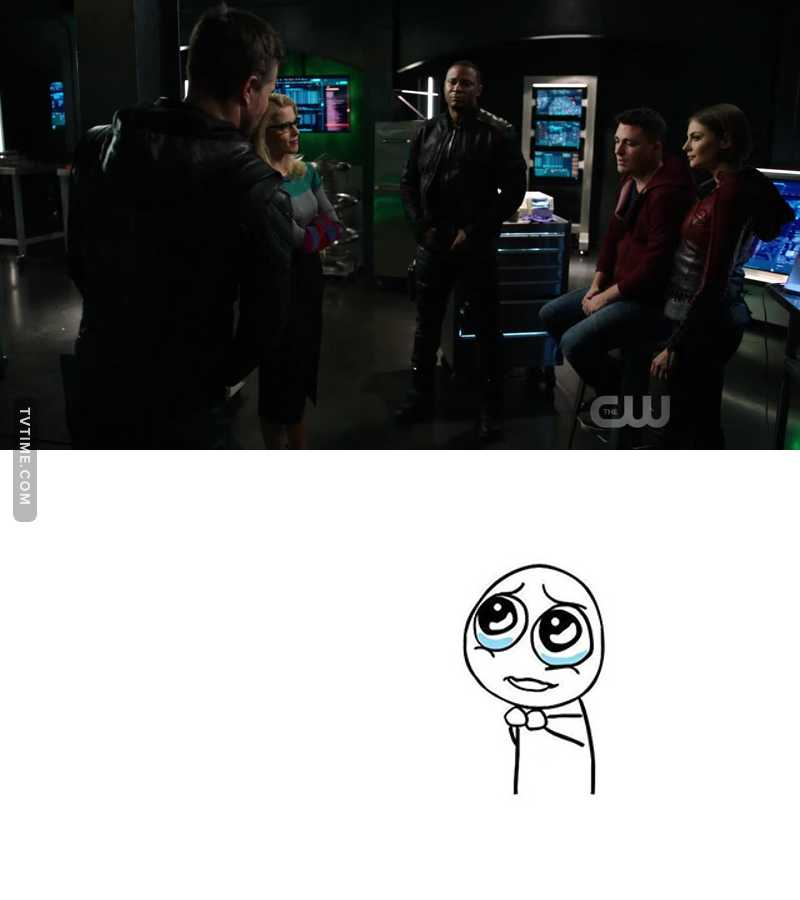 The OG team Arrow. Aaaand not one single bullshit from Dinah, René, and Curtis. This was such a great episode. Great recovery from that shit episode 6x14. 👏🏻