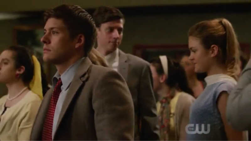 Is that Dean Winchester from Supernatural?