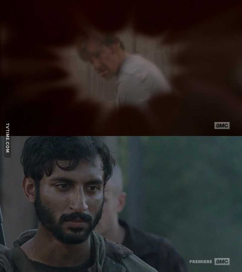 TWD rule #1: there can never be more than 1 doctor at a time. 😂