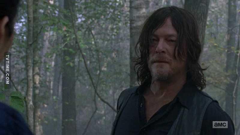 I need more Daryl 😓