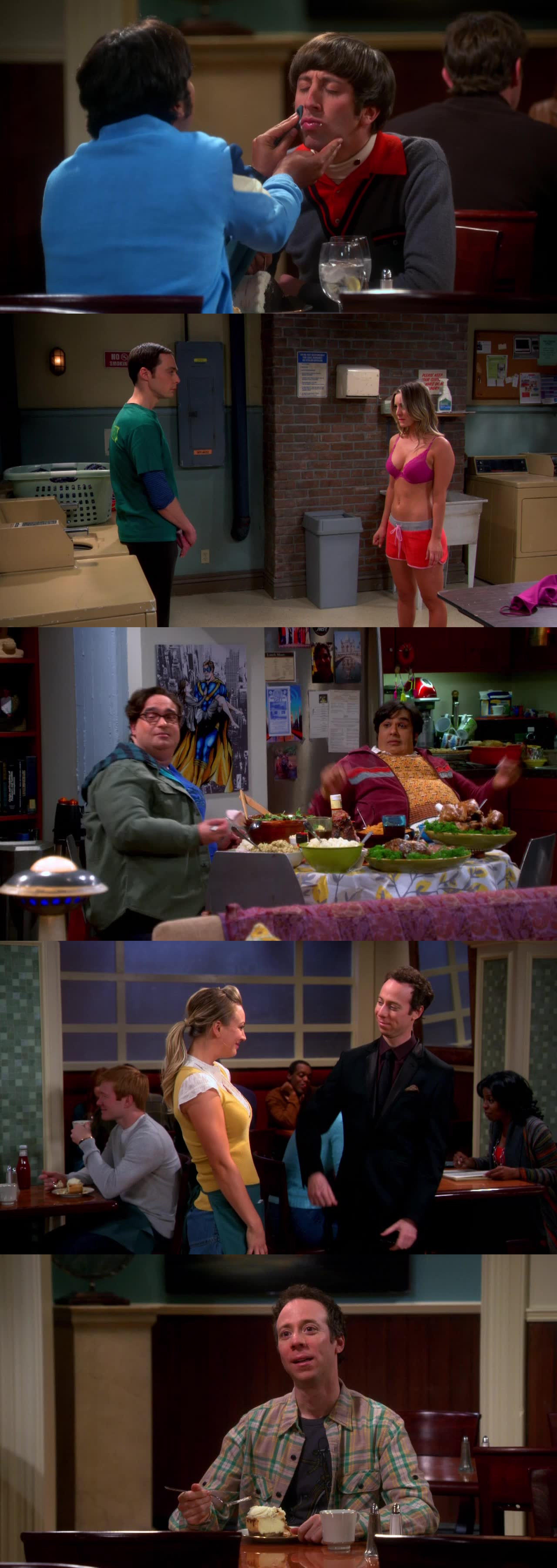 Hilarious ! So many scene !! Really good episode !!
