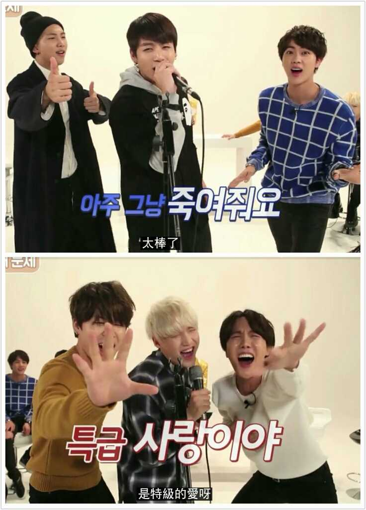 It'd be so fun to go to karaoke with them😂