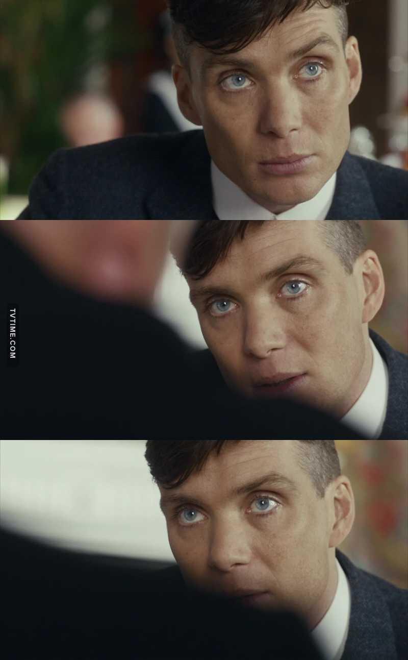 OMG, His eyes 💙💙💙💙