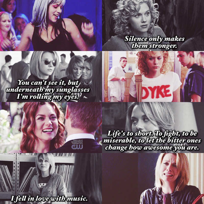 Thank you, Peyton Sawyer. You were one hell of a character.