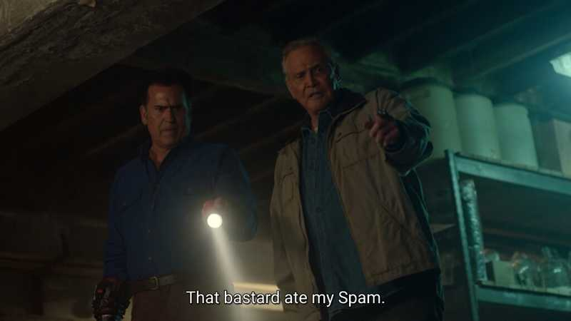 Lee Majors definitely one of the best part of this thing.