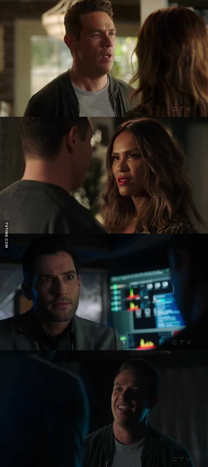 Dan is so supportive. He worries about his daughter, but also care about Maze and ask what's going on. Everytime Lucifer ask for advice, he gave it to him even when Lucifer's calling him a douche or boring. Last week he cheered Pierce and didn't get a thanks. Everyone needs a Dan, not bad for a Douche.